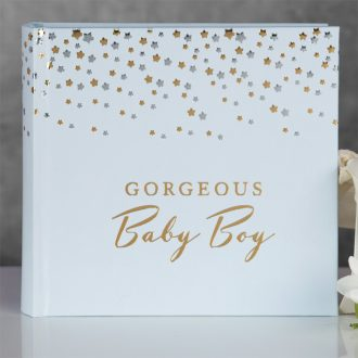Bambino-Little-Stars-Photo-Album-Gorgeous-Baby-Boy-13616_logo_1_23155