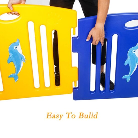 Play pen, Ball Pit for baby, Playpen for baby and toddlers