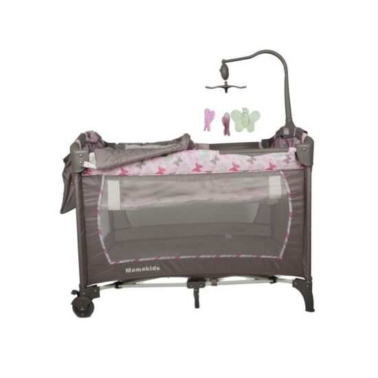 H29 Play Pen Butterfly Pink (2)
