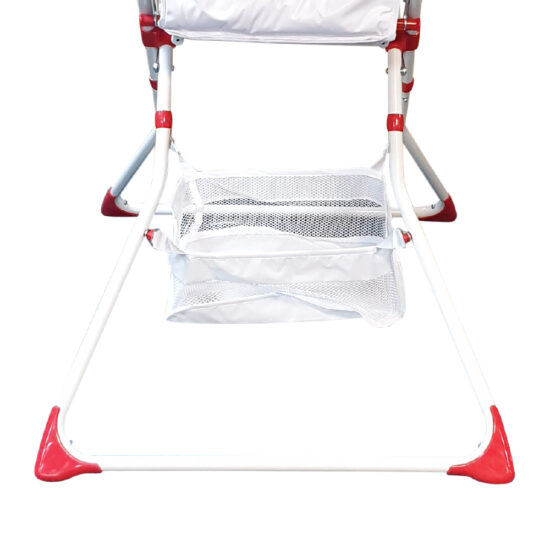 HC-15DS High Chair Red (1)