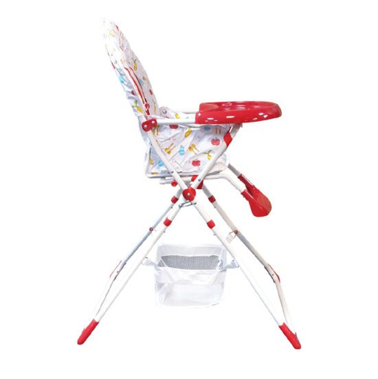 HC-15DS High Chair Red (2)